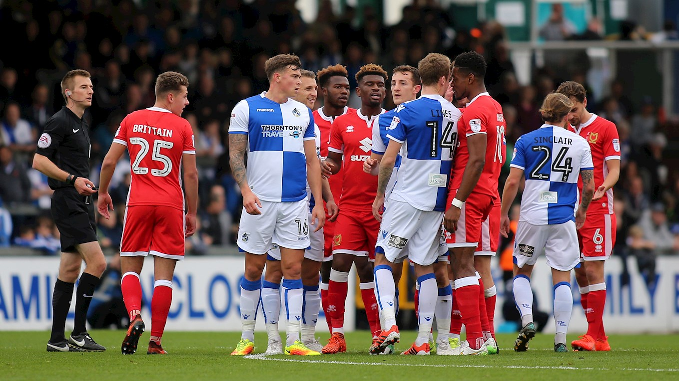 MATCH PREVIEW: Bristol Rovers vs MK Dons