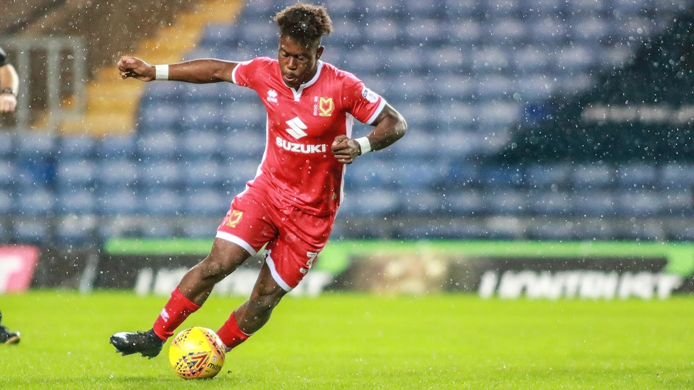 Thomas-Asante: We showed what we're capable of - News