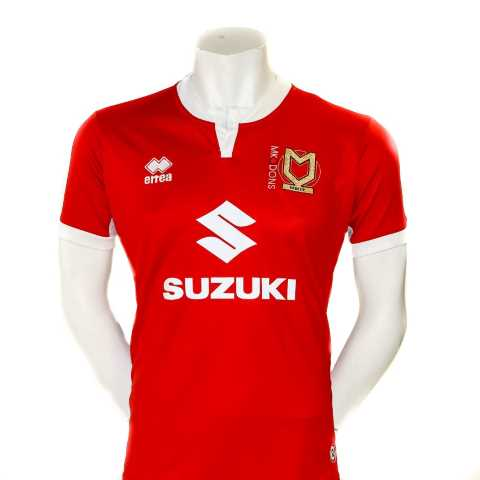Red away shirts on sale now!
