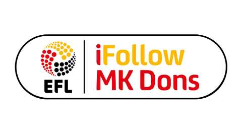Subscribe to iFollow MK Dons
